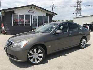 2007 INFINITI M35 w/Aluminum Trim|NAV|DVD|CAM|SUNROOF|LEATHER