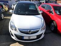 2012 Vauxhall Corsa 1.3 CDTi ecoFLEX Limited Edition 5dr 5 door Hatchback