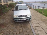 Fiat punto 1.2 Diesel 2003 New Mot £599 road tax £30