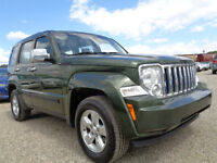 2009 Jeep Liberty 3.7 V6-North Edition--ONEOWNER--ONLY 82,000KM