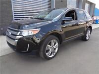 ** 2013 ** FORD ** EDGE ** SEL ** AWD ** LEATHER ** LOW KM **