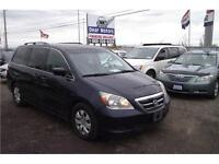 2007 Honda Odyssey EX**CERTIFIED AND 3 YEAR WARRANTY INCLUDED**