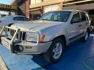 2007 Jeep Grand Cherokee WH Laredo (4x4) 5 SP AUTOMATIC St James Victoria Park Area Preview
