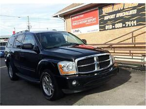 2006 Dodge Durango Limited**LEATHER**SUNROOF**DVD PLAYER**8 PASS