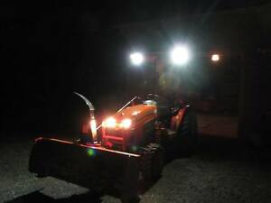 COMMERCIAL LED LIGHTING for tractors, plows, heavy equipment ect