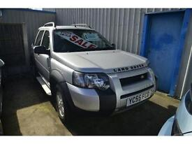 LAND ROVER FREELANDER 2.0 Td4 S Station Wagon (silver) 2005