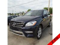 MERCEDES ML350 BLUETEC 70224 KM GARANTIE MERCEDES NAVIGATION A/C