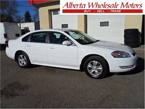 2013 CHEVROLET IMPALA LS  WE FINANCE ALL EASY FINANCE $12900