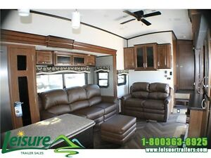 2017 Jayco North Point 311RKTS fifth Wheel Windsor Region Ontario image 9