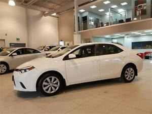 2016 Toyota Corolla S-AUTO-REAR CAM-CLEAN CARFAX-ONLY 71KM
