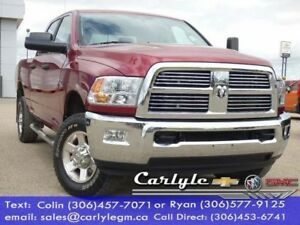 2012 Ram 2500 Cloth Bench Short Box w/ 5th Whl.