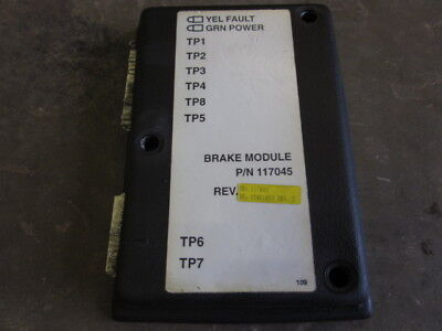 Crown Electric Forklift Fork Lift Brake Module 117045