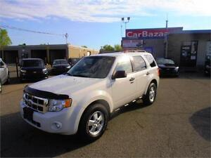 2011 FORD ESCAPE XLT LEATHER SUNROOF BLUETOOTH EASY FINANCING