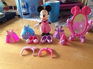 Minnie Mouse Playsets (Disney Exclusive)