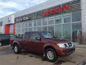 2016 Nissan Frontier SV ** 4x4 and LOW KMs**