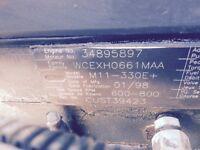 M11 CUMMINS ENGINE