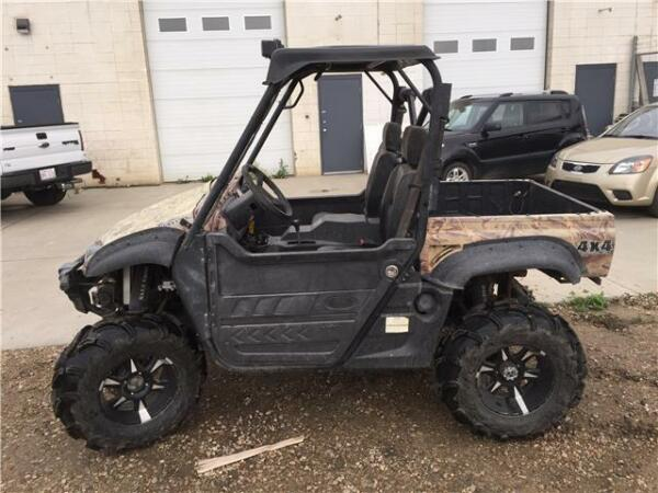 Used 2013 Other Dominator