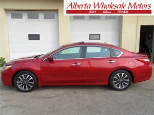 2017 NISSAN ALTIMA 2.5 SV 4 DOOR WE FINANCE ALL EASY FINANCING
