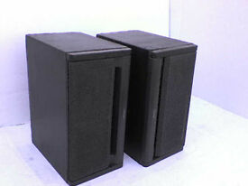 45W JVC Bi-wired horned Stereo Speakers with double HF units - Heathrow
