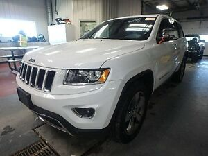 2016 Jeep Grand Cherokee Ltd *Lthr/Roof/Nav