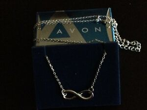 Buy 1, Get 1, 50% Off, Brand New Avon Infinity Necklace