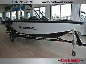 2017 Legend X16 Fishing Boat Family Fish & Cruise
