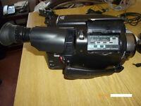 JVC COMPACT VHS CAMCORDER GR-AX200