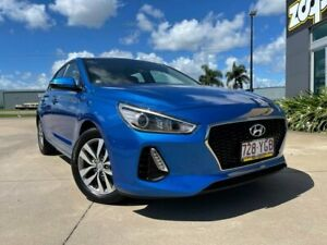 2018 Hyundai i30 PD MY18 Active Blue 6 Speed Sports Automatic Hatchback Garbutt Townsville City Preview
