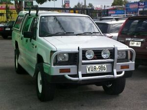 1996 Mitsubishi Triton 5 Speed Manual 4x4 Utility Nailsworth Prospect Area Preview