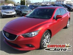 Mazda MAZDA6 GT Navigation Cuir Toit Ouvrant MAGS 2014