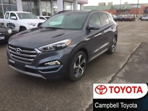 2017 Hyundai Tucson LIMITED 1.6 T--AWD--LOADED WITH OPTIONS--
