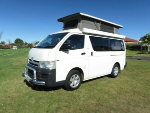 Toyota Hiace Camper – AUTO – NEW SHAPE Glendenning Blacktown Area Preview