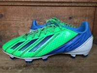 BOYS ADIDAS FOOTBALL BOOTS. SIZE UK 3