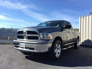 2012 Ram 1500 SLT w/4X4  /*** M.E.S. WAS $24950 NOW $23450.00