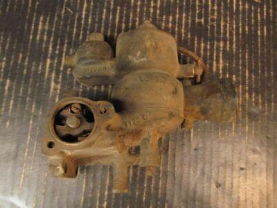 Ihc International Harvester Mccormick Deering Farmall Brass Carburetor