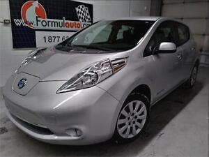2015 NISSAN LEAF S  Avec***Quick-Charge***