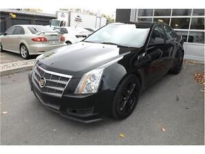 2008 Cadillac CTS 4 3.6 L, INJECTION DIRECT  AUBAINE !