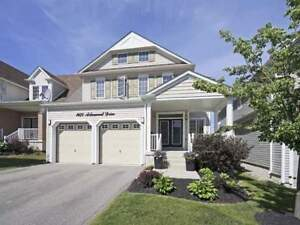 Luxury 4 Bedrooms house in North Oshawa for rent