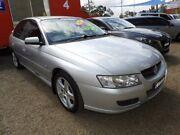 2005 Holden Commodore VZ Equipe Silver 4 Speed Automatic Sedan Minchinbury Blacktown Area Preview
