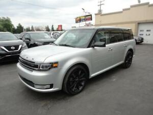 Ford Flex 2019 Limited AWD Cuir GPS Cam 7Pass a vendre