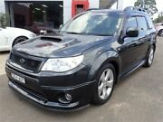 2009 Subaru Forester S3 MY09 XT AWD Premium Grey 5 Speed Manual Wagon Elderslie Camden Area Preview