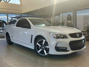 2016 Holden Ute VF II MY16 SV6 Ute Black White 6 Speed Sports Automatic Utility Belconnen Belconnen Area Preview