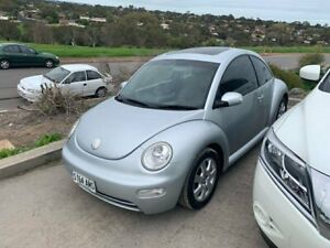 2004 Volkswagen Beetle 9C MY2003 Ikon Coupe Silver 4 Speed Automatic Liftback Lonsdale Morphett Vale Area Preview
