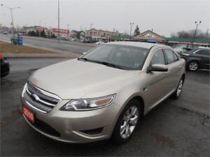 2010 Ford Taurus SEL Auto No Accident Yellow Only 100,000km