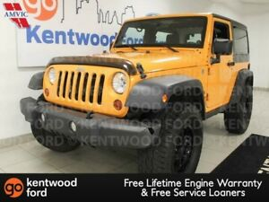 2012 Jeep Wrangler Wrangler sport 4WD in flashy orange