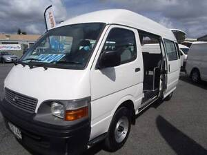 2003 TOYOTA HIACE COMMUTER BUS with only 99000kms Diesel Currumbin Waters Gold Coast South Preview