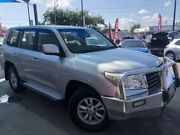 2009 Toyota Landcruiser UZJ200R GXL Silver 5 Speed Sports Automatic Wagon Townsville Townsville City Preview