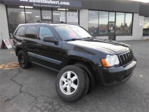 JEEP GRAND CHEROKEE LAREDO 4X4 2009