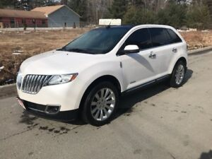 2012 Lincoln MKX NEV AWD