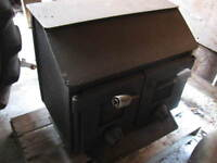 WOOD STOVE  SIERRA air tite